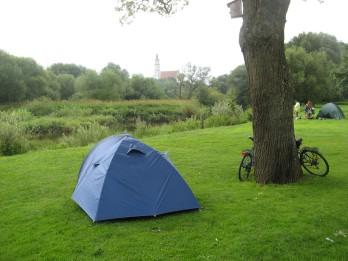 El camping de Donuwörth