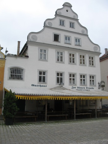 El restaurante de Neuburg