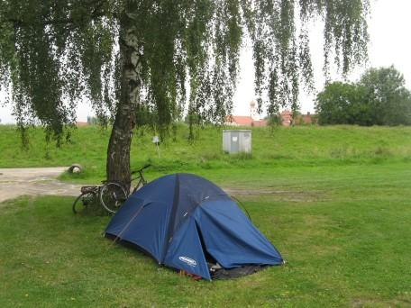 Acampada libre en Vohburg