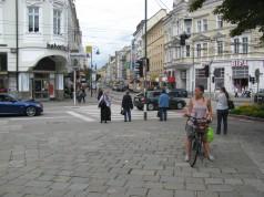 La bulliciosa ciudad de Linz