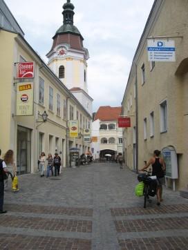 Vista de Krems