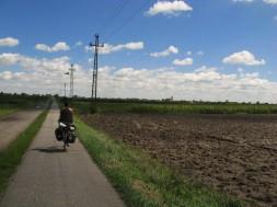 Emprendiendo camino a Komarom