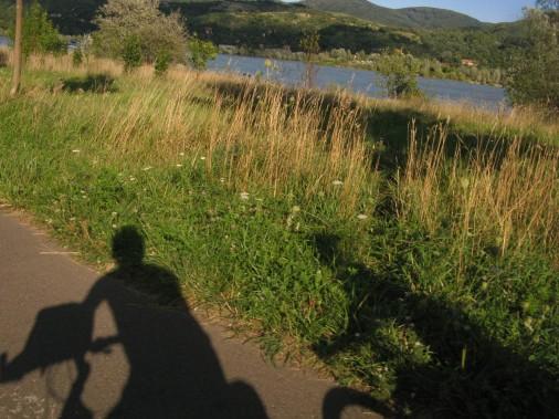 Nuestras sombras con el Danubio de fondo
