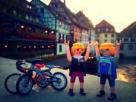 ¡Hemos llegado a Estrasburgo!