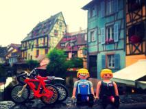 Llegada a Colmar