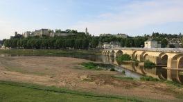 El castillo de Chinon