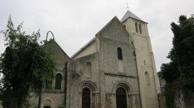 Lo que queda de la Abadía cisterciense