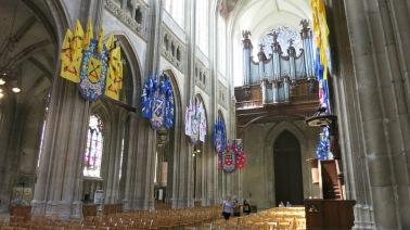 Órgano de la catedral de Orleans
