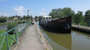 Puente canal de Digoin