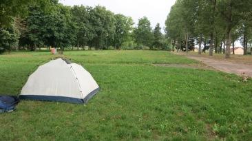 El camping de Torcy, todo para nosotros