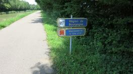 Salimos del Borgoña