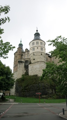 Castillo de Montbéliard