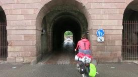 Entrada a Neuf Brisach