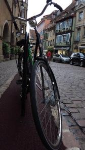 Por las calles de Colmar