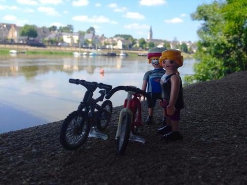 Nuestros amigos en Chalonnes sur Loire