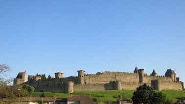 Fortaleza de Carcassonne.