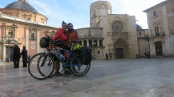 Llegada a Valencia