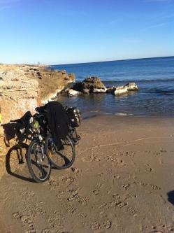 Playa de Sant Jordi d´Alfama