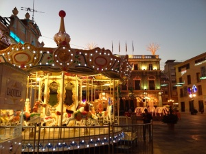 Plaza Mayor de Castellón