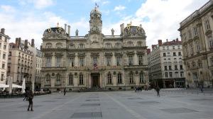 Plaza del Ayuntamiento de Lyon