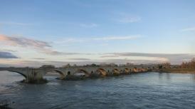 Puente de Pont St. Esprit