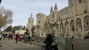 El Palacio de los Papas