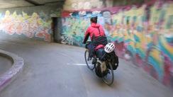 Llegando a Arles