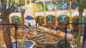 Uno de los cuadros de Van Gogh