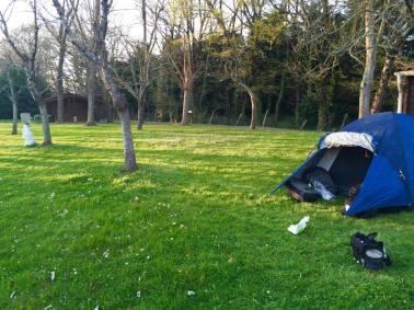 El camping de Clermont
