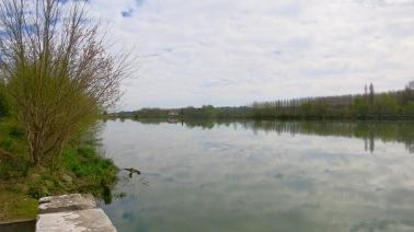 Por la ribera del Adour