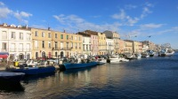 Antiguo puerto de Sète