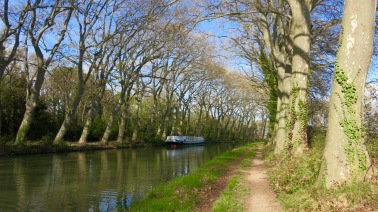 Barco en el Canal I