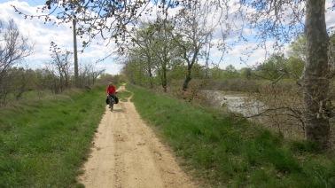 Último tramo del Canal