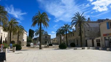 Plaza de Agües-mortes
