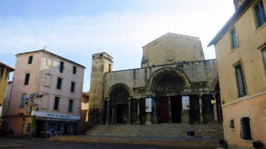 Abadía de Saint-Gilles