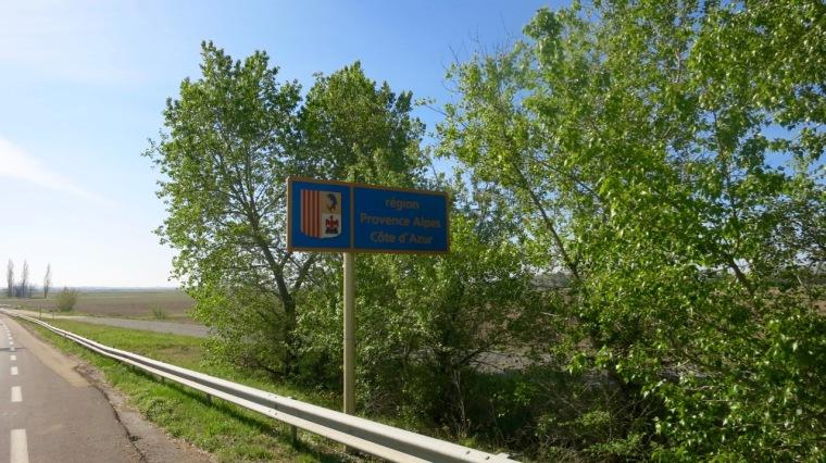 Dejamos el Departamento de Languedoc para entrar en Provenza...
