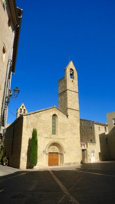 Iglesia románica de San Miguel