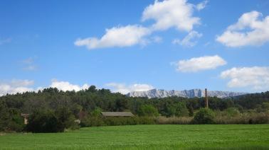 El Mont Sainte Victorie I