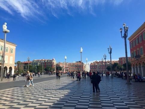 Plaza Massena de Niza I