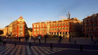 Plaza Massena de Niza III