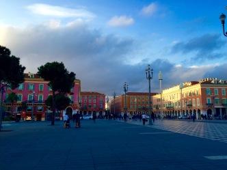 Plaza Massena de Niza IV