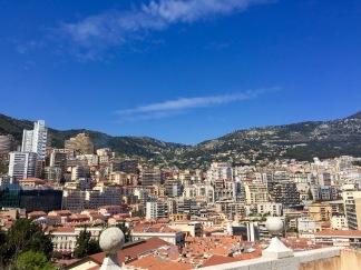 Vistas de Mónaco