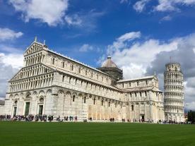 Plaza del Duomo de Pisa