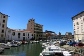 Canal del barrio de Nueva Venecia