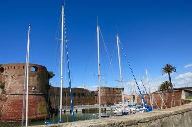 Fortaleza en Livorno