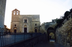 Santa María in Castello de Tarquinia