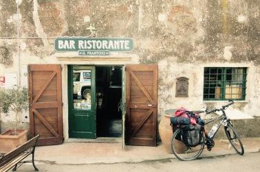 Bar en Capalbio