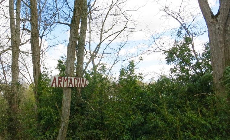 Se vende Armagnac casero