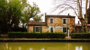 Casa de la esclusa del Mediterráneo