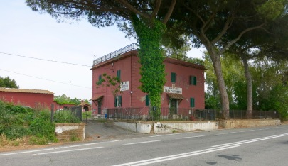 Casa de la Vía Aurelia a 51 kms de Roma